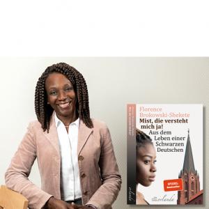 Florence Brokowski Shekete auf der Spiegel Bestsellerliste