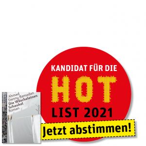 Abstimmen für Ahmad Danny Ramadan – Kandidat auf der Hotlist 2021